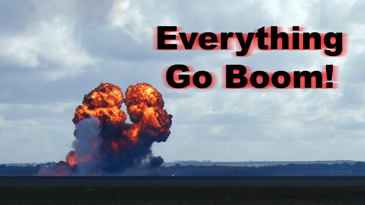 Everything Go Boom